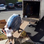 We have big trucks with plenty of space for your move.