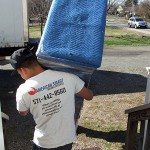 We have a skillful crew of professional movers with over 12 years of experience.